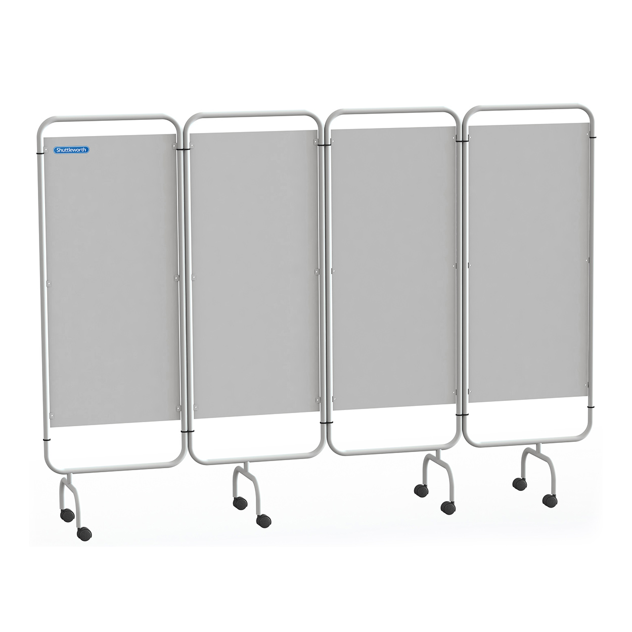 4 panel ward screen